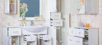Мебель для ванной: большой ассортимент